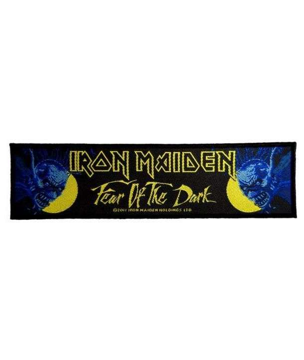Parche alargado IRON MAIDEN - Fear Of The Dark