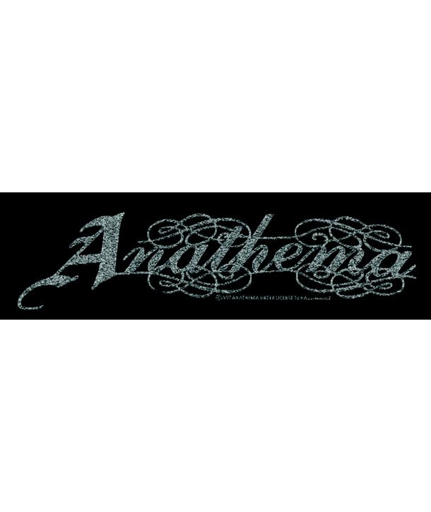 Parche alargado ANATHEMA - Logo