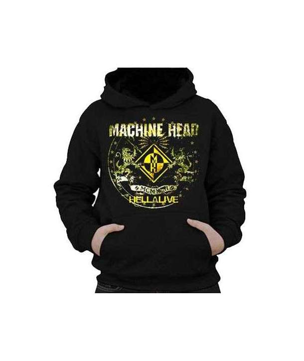 Sudadera MACHINE HEAD - Hellalive