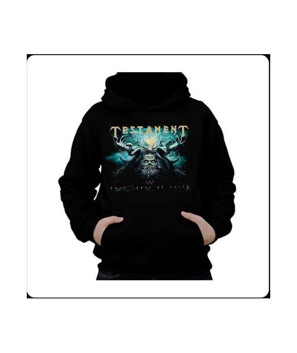 Sudadera TESTAMENT - Dark Roots