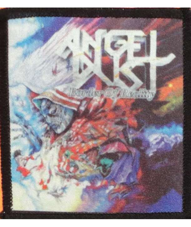 Parche ANGEL DUST - Border of Reality