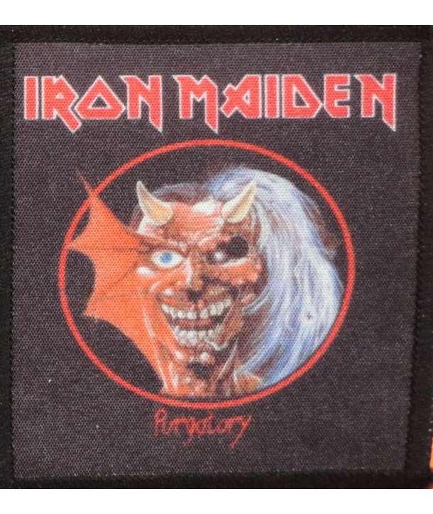 Parche IRON MAIDEN - Purgatory