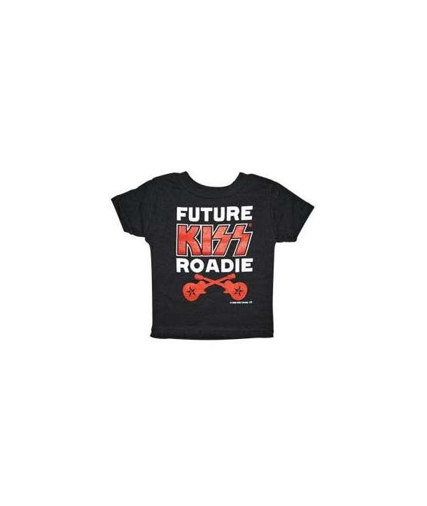 Camiseta niño/a KISS - Future Roadie