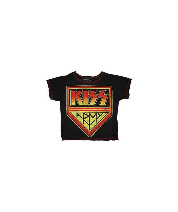 Camiseta niño/a KISS - Army