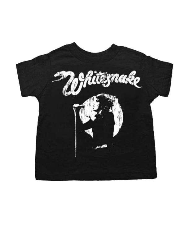 Camiseta niño/a WHITESNAKE - Live