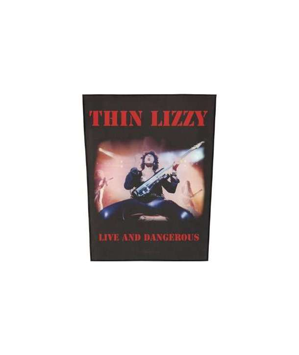 Parche para espalda THIN LIZZY - Live And Dangerous