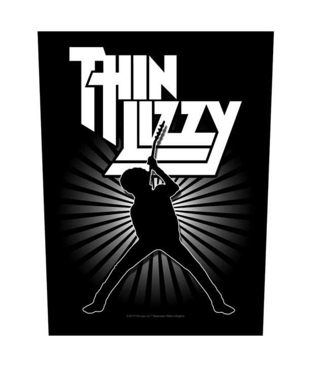 Parche para espalda THIN LIZZY - Lynott Silueta