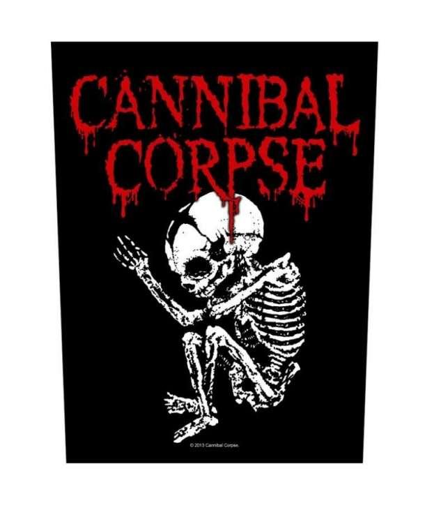 Parche para espalda CANNIBAL CORPSE - Foetus