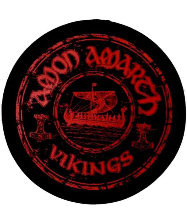 Parche para espalda AMON AMARTH - Vikings circle