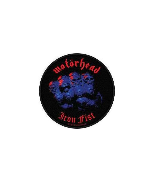 Parche MOTORHEAD - Iron Fist Cover Redondo