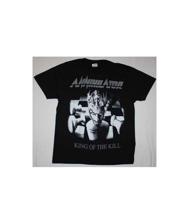 Camiseta ANNIHILATOR - King Of The Kill