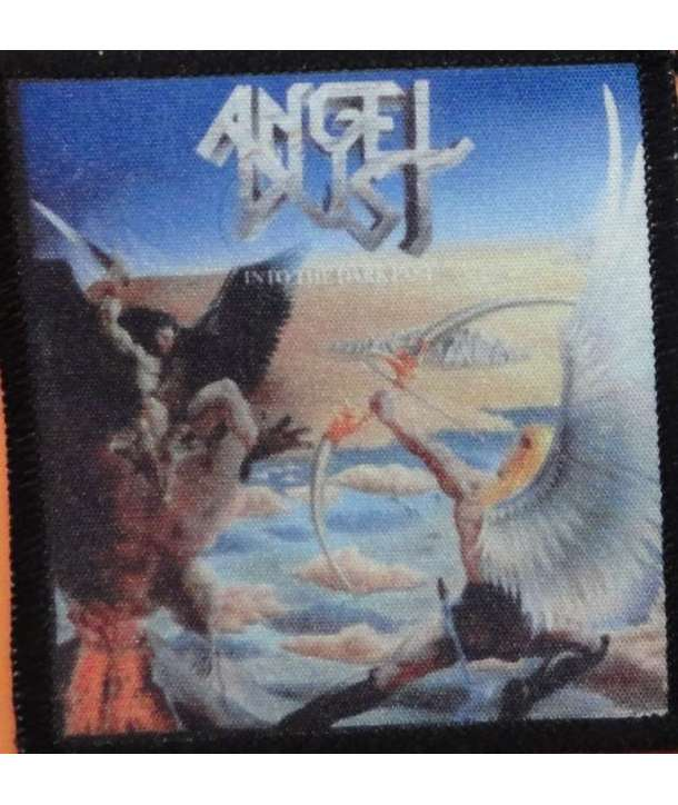 Parche ANGEL DUST - Into the Dark Past