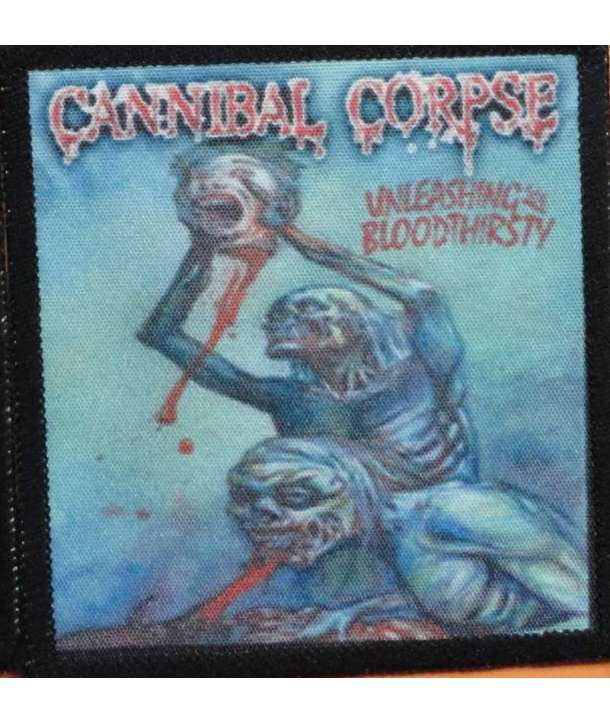 Parche CANNIBAL CORPSE - Unleashing Bloodthirsty