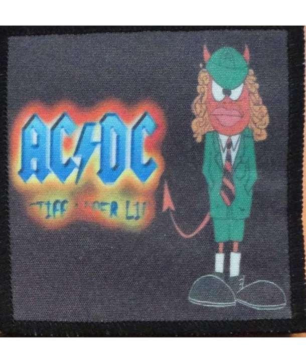 Parche ACDC - Stiff Angus