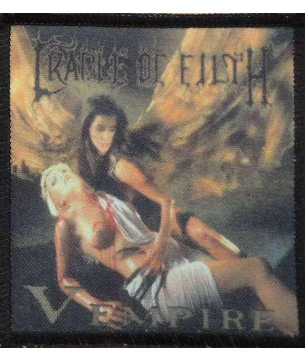 Parche CRADLE OF FILTH - Vempire