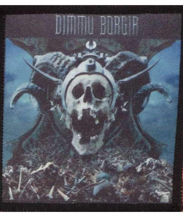 Parche DIMMU BORGIR - Pile Of Skulls