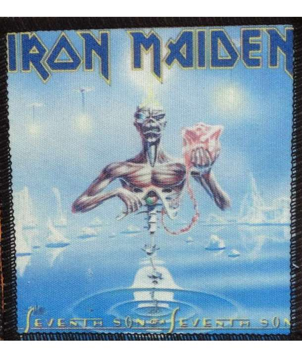 Parche IRON MAIDEN - Seventh Son Of A Seventh Son