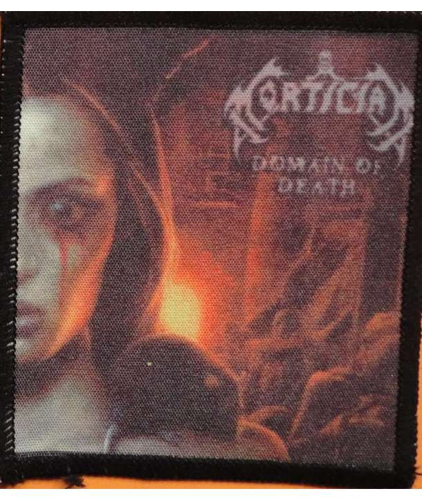 Parche MORTICIAN - Domain Of Death