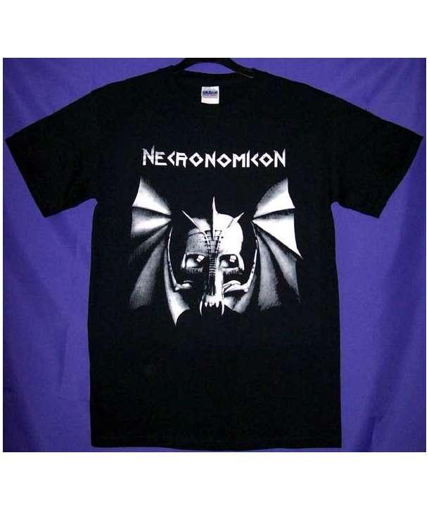 Camiseta NECRONOMICON - Necronomicon