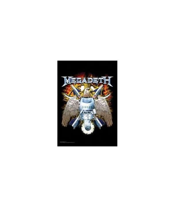 Bandera MEGADETH - Eagle