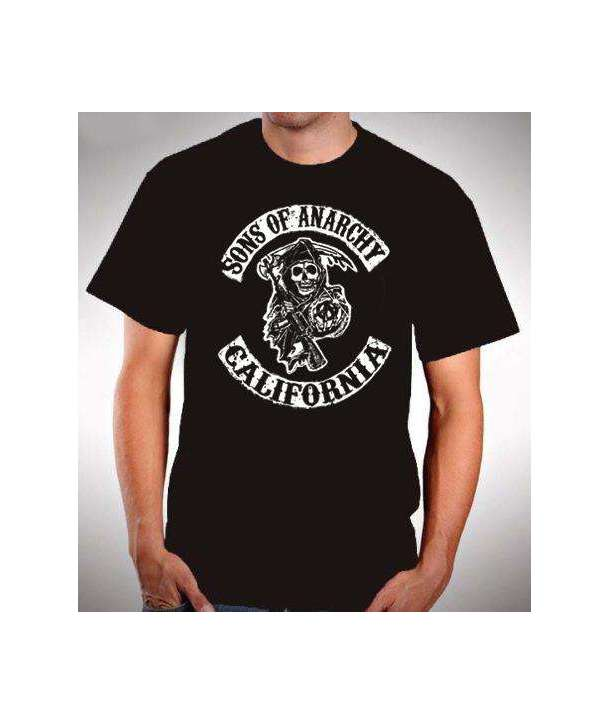 Camiseta SONS OF ANARCHY - Logo