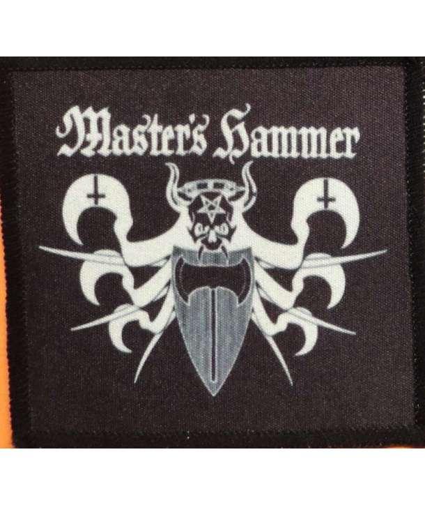 Parche MASTERS HAMMER - Logo