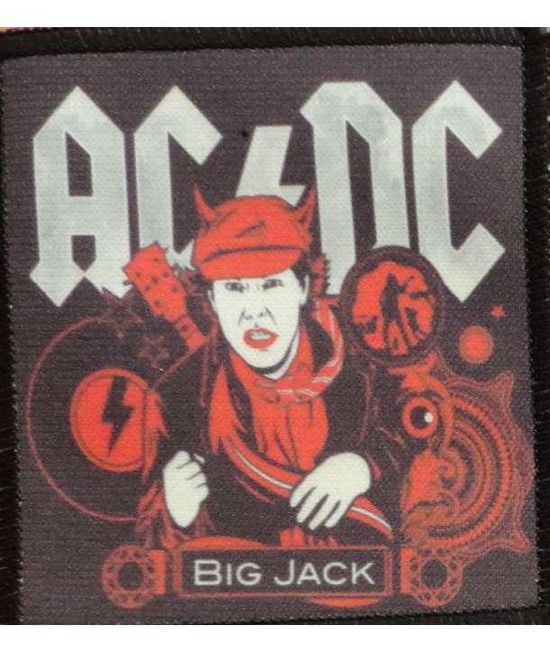 Parche ACDC - Big Jack