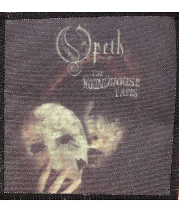 Parche OPETH - The Roundhouse Tapes