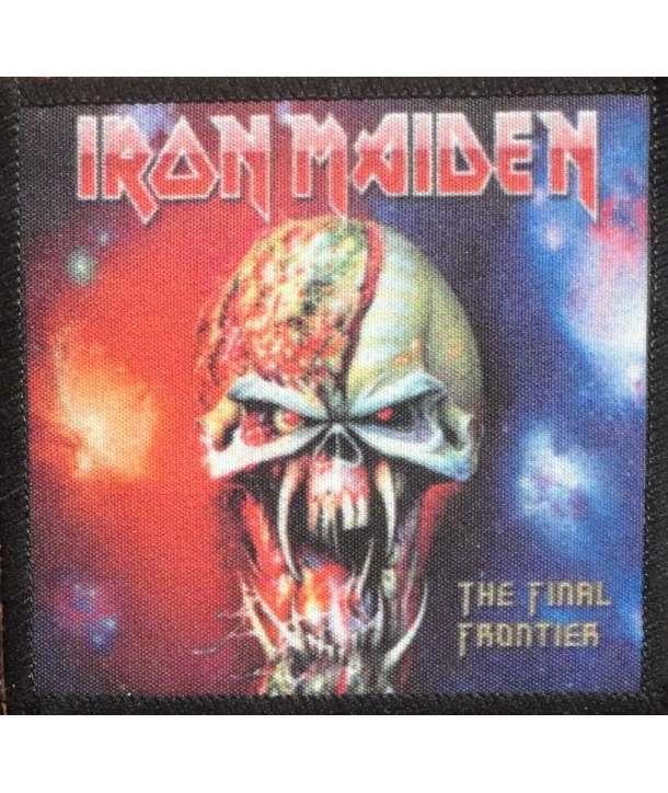Parche IRON MAIDEN - Final Frontier