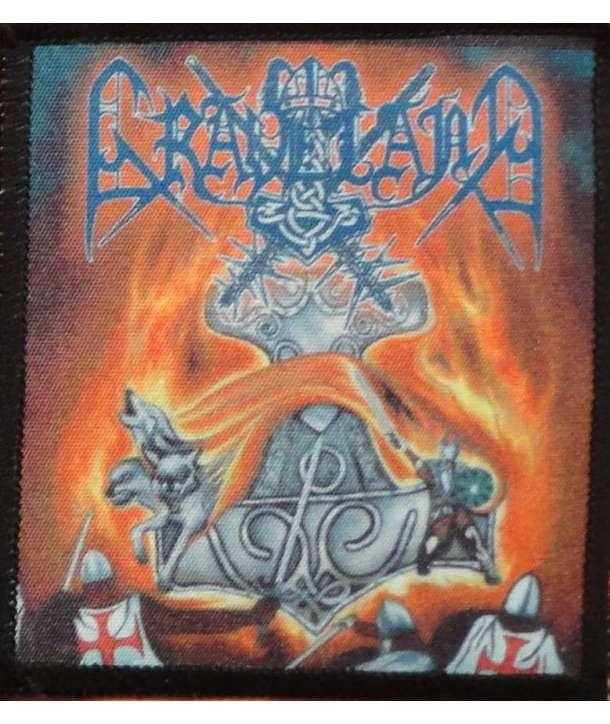 Parche GRAVELAND -Logo Color