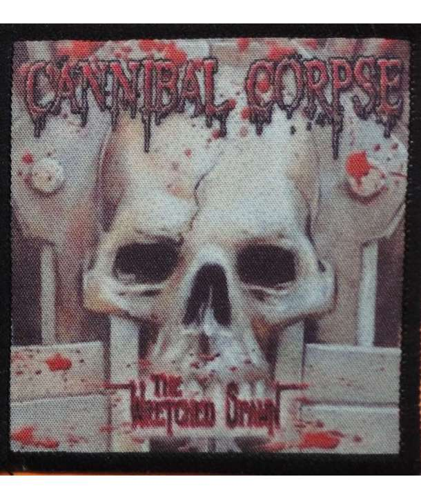 Parche CANNIBAL CORPSE - The Wretched Spawn Skull