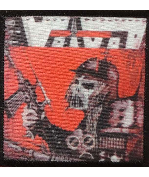 Parche VOIVOD - War and Pain