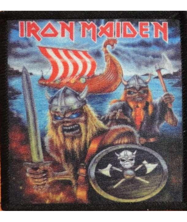 Parche IRON MAIDEN - Vikings