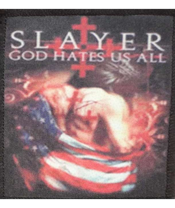 Parche SLAYER - God Hates Us All