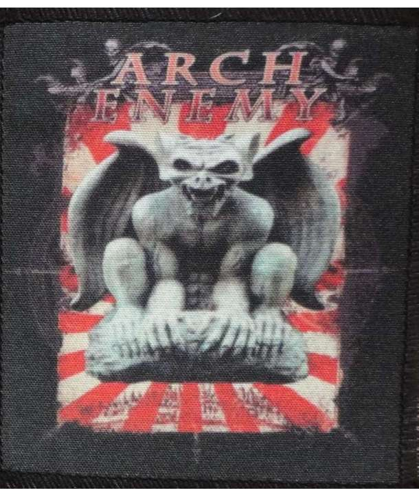 Parche ARCH ENEMY - Gargoyle