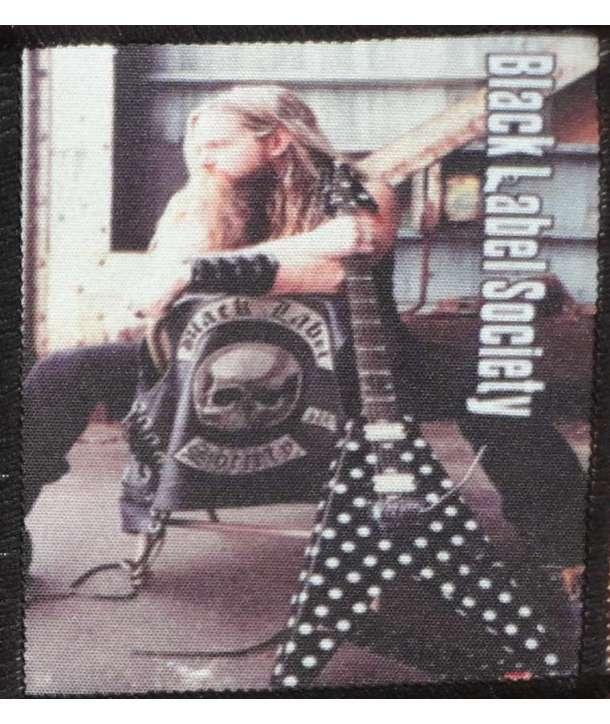 Parche BLACK LABEL SOCIETY - Zakk Guitar