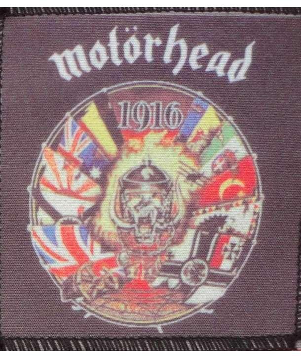 Parche MOTORHEAD - 1916