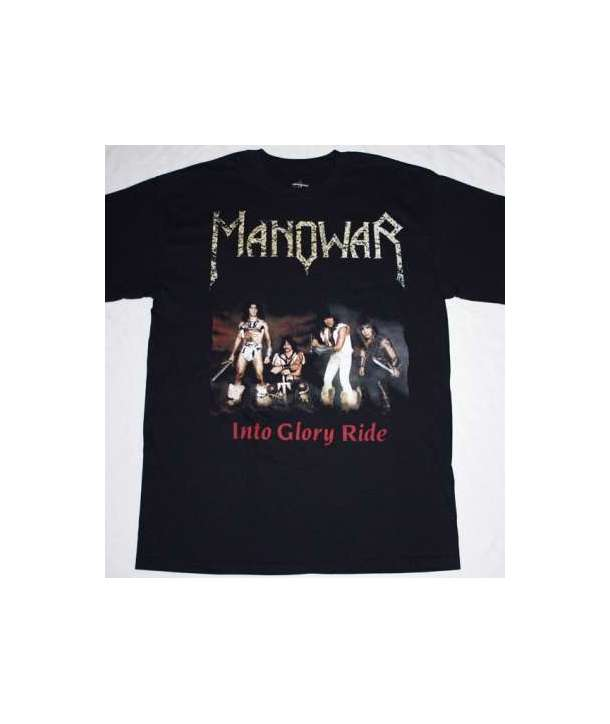 Camiseta MANOWAR - Into Glory Ride