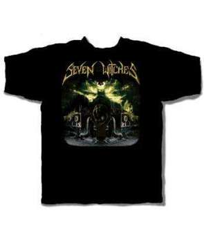 488bffac3 Camiseta SEVEN WITCHES - Amped