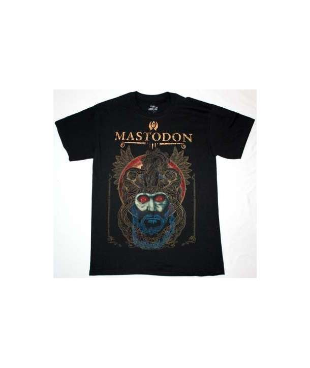 Camiseta MASTODON - Crack The Skye