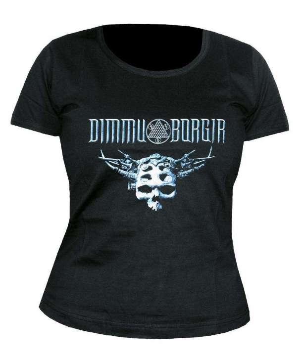 Camiseta para chica DIMMU BORGIR - Abrahadabra