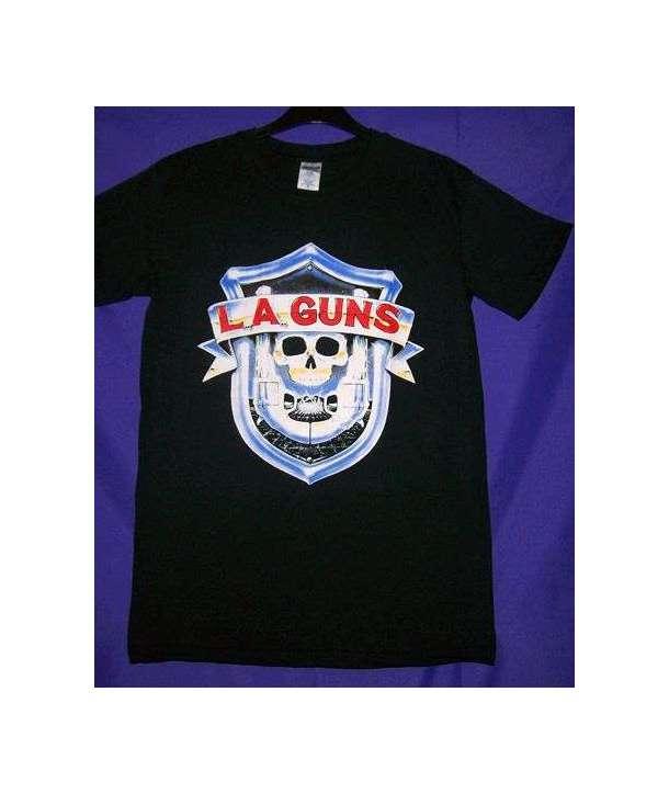 Camiseta L.A. GUNS - Logo
