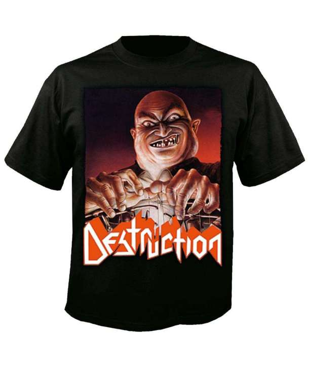 Camiseta DESTRUCTION - Live Without Sense