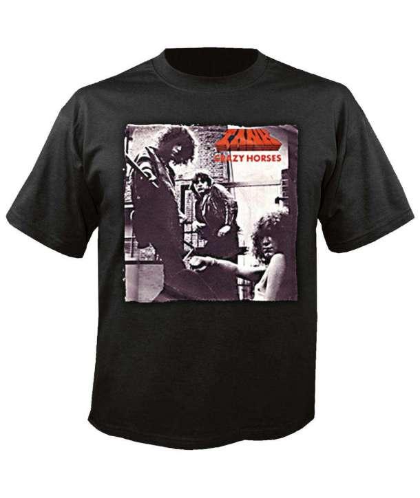 Camiseta TANK - Crazy Horses