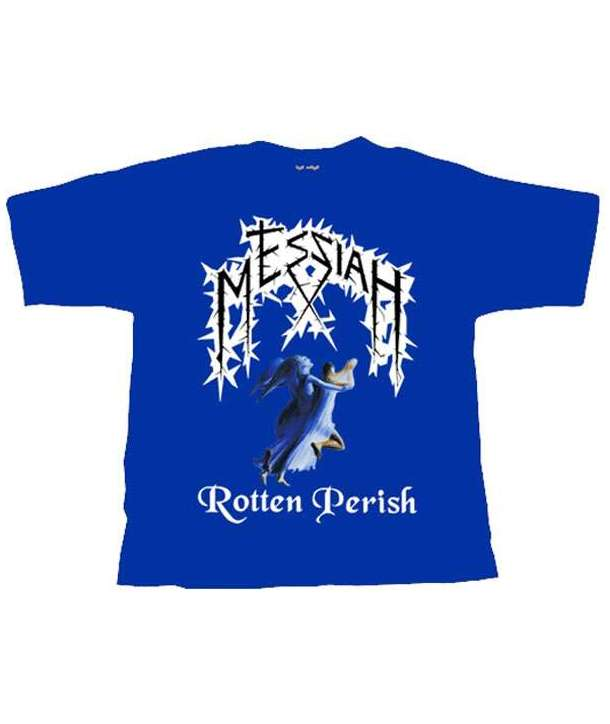 Camiseta MESSIAH - Rotten Perish