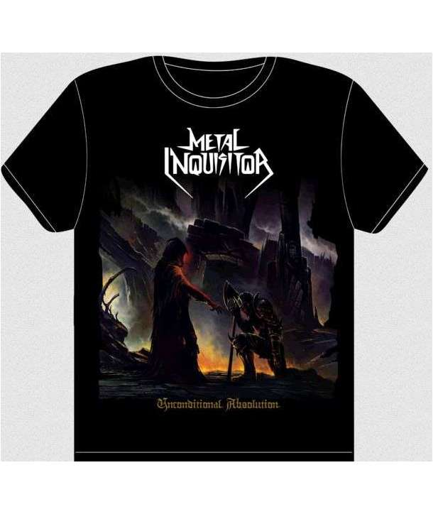 Camiseta METAL INQUISITOR - Unconditional Absolution