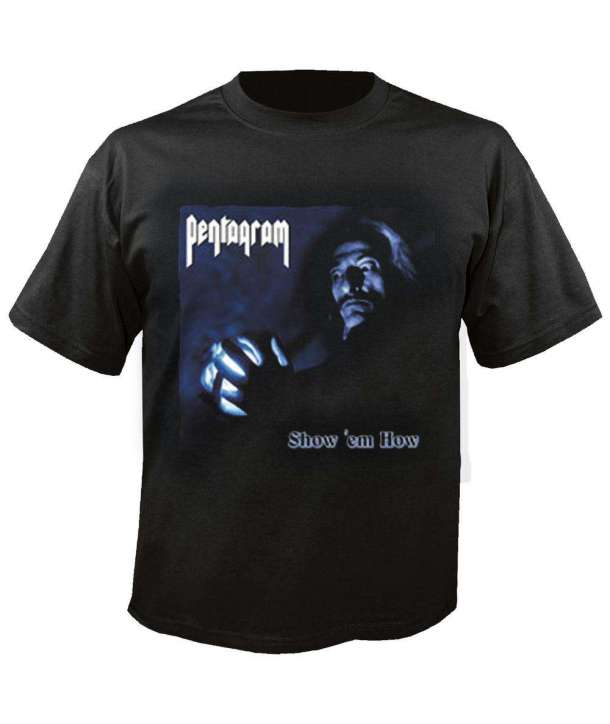 Camiseta PENTAGRAM - Show Em How