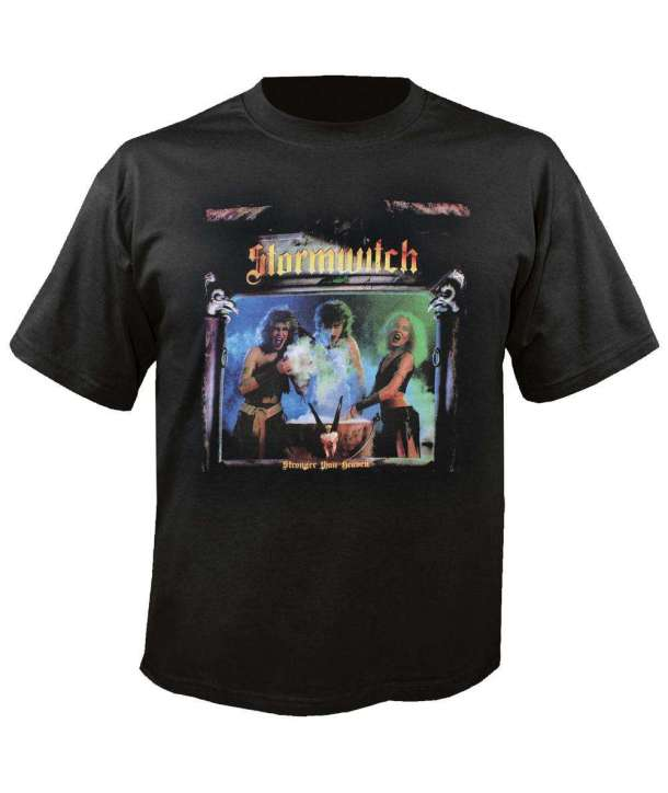 Camiseta STORMWITCH - Stronger Than Heaven