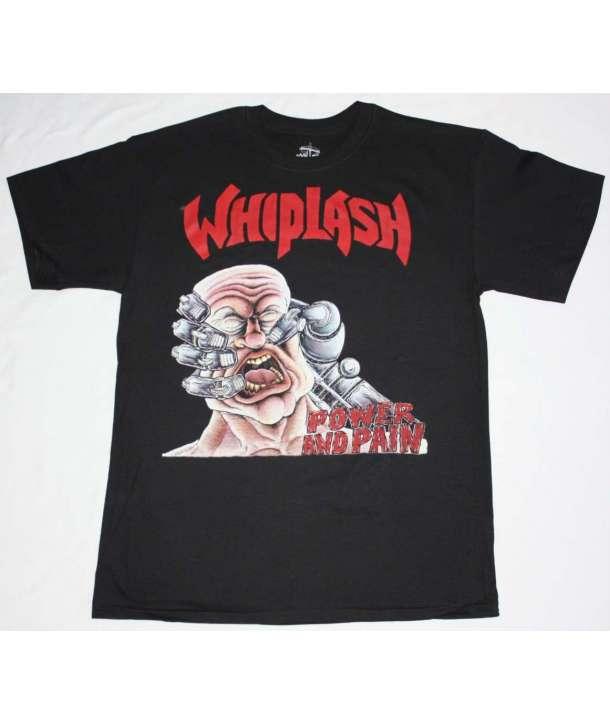 Camiseta WHIPLASH - Power And Pain