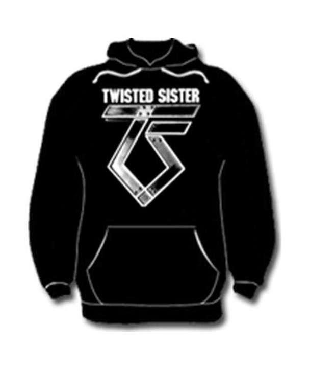 Sudadera TWISTED SISTER - Logo